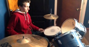 Because homeschool drum player…