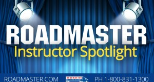 CDL Training Instructor Spotlight – Roadmaster Drivers School